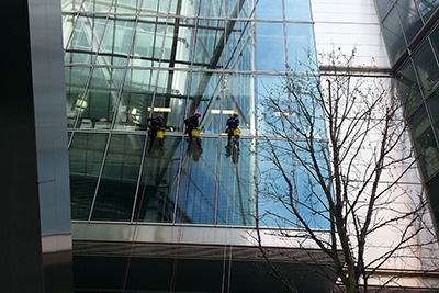 Rope Access Cleaning Services - NJC