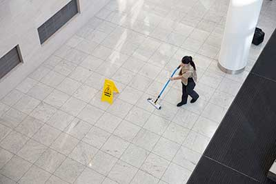 Floor Cleaning London - NJC