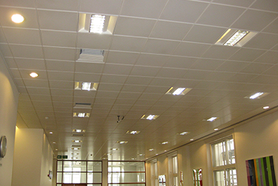 Ceiling Tile Cleaning - NJC