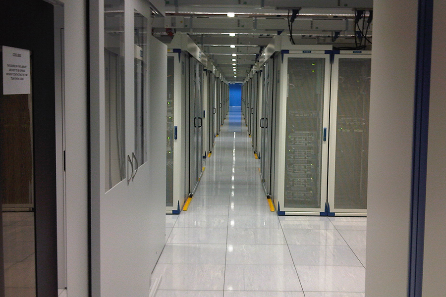Data Centre Cleaning - NJC