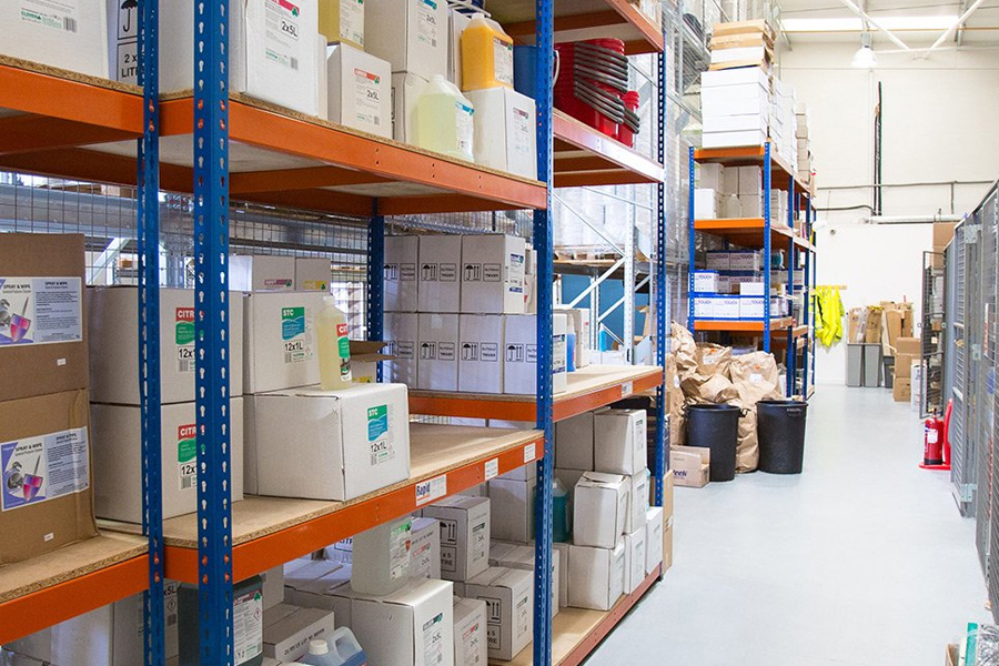 Janitorial Supplies - NJC