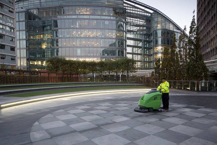 Commercial Cleaning Services - Why NJC