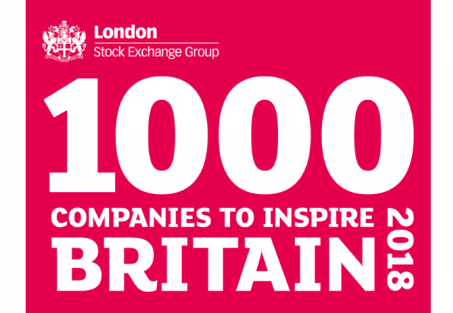 NJC identified in '1000 Companies to Inspire Britain' report