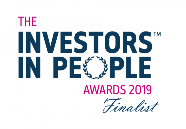 NJC Shortlisted in The Investors in People Awards 2019