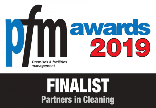 NJC announced as PFM Awards Finalist
