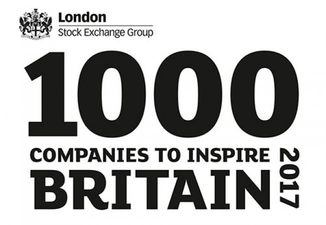 NJC - London Stock Exchange Group's 1000 Companies to Inspire Britain