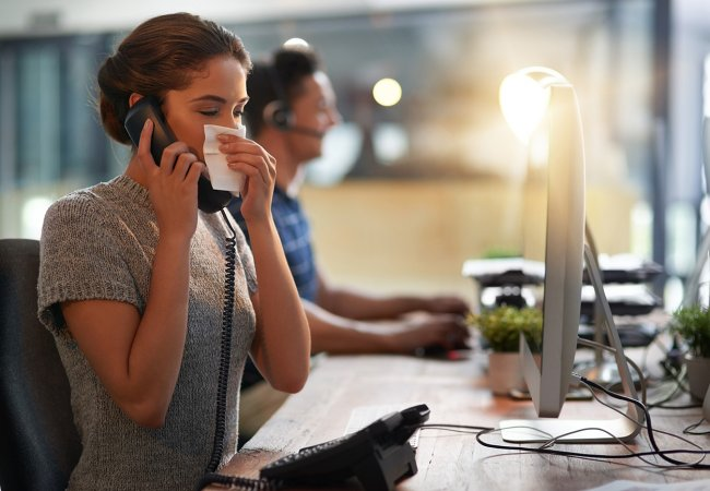 Making your Office a Healthier Place
